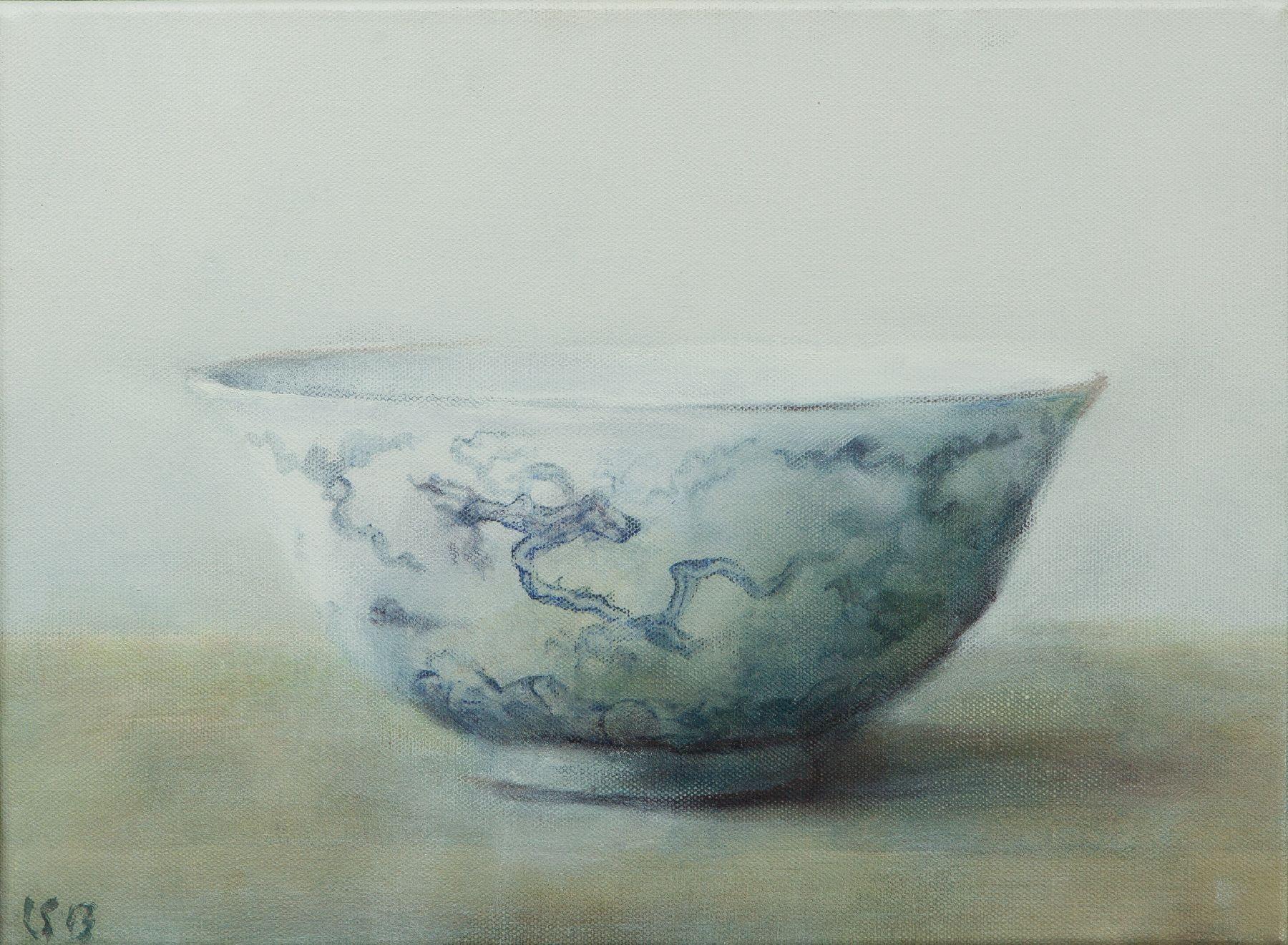 Leon Spierenburg Chinese Bowl Ii Asian Art De Vivre